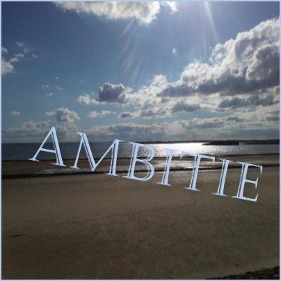 Write On Thursday #WOT Deel 40, Ambitie