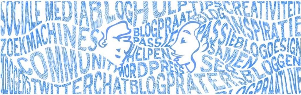 #Blogpraat, trending, met 47 deelnemers