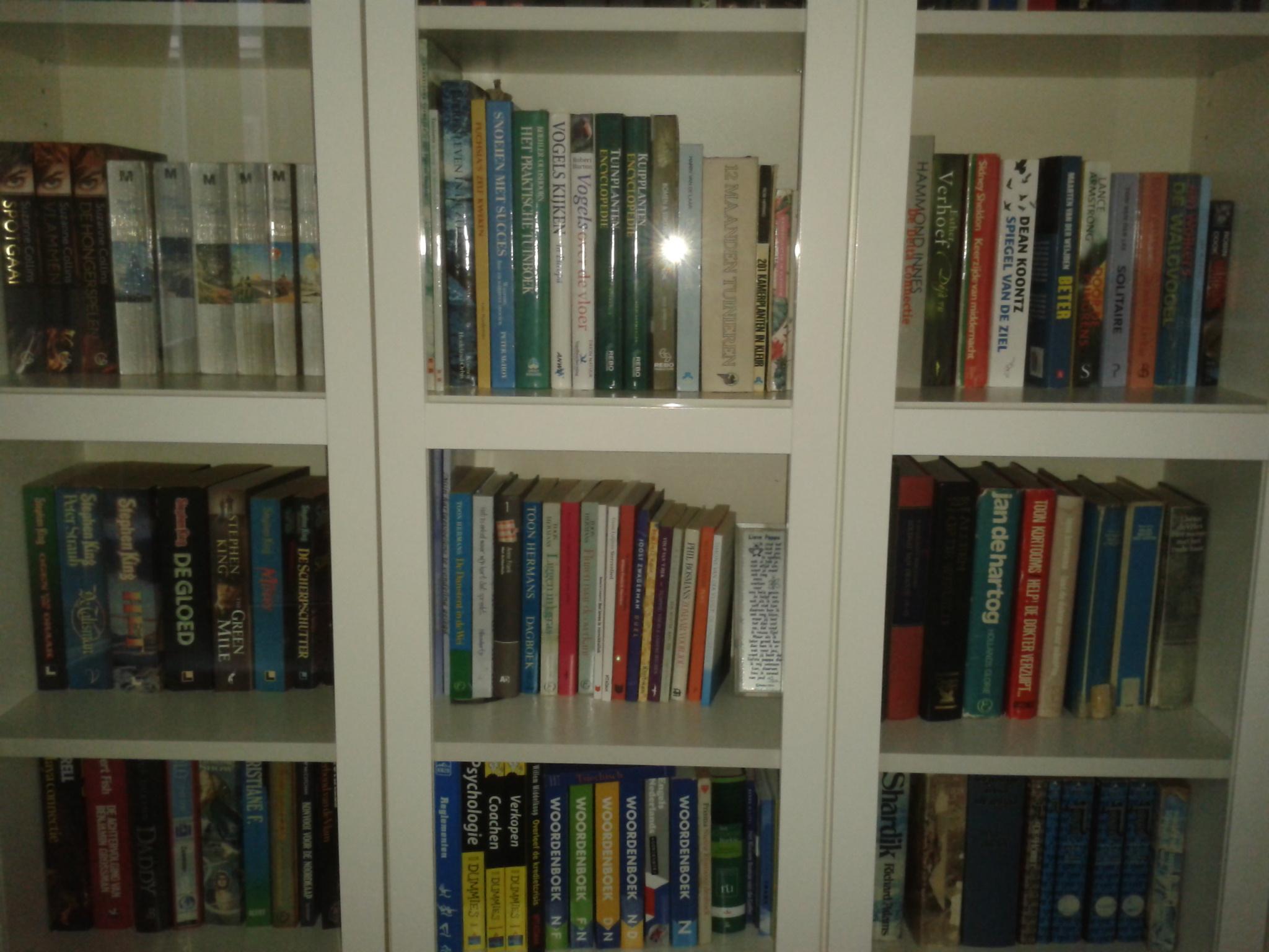#50books – vraag 9: Hoe kom jij aan je boeken?
