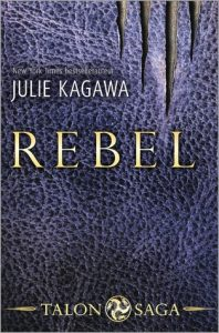 Rebel door Julie Kagawa | Een Boek Review