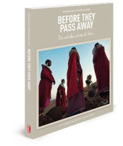 Before they pass away door Hannelore Vandenbussche | Een Boek Review