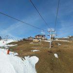 Skiën of Zonnen , winterport