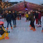drijvende kerstmarkt in Leiden