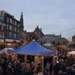 Drijvende kerstmarkt Leiden