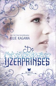 De IJzerprinses door Julie Kagawa | Een Boek Review