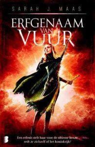 Erfgenaam van Vuur door Sarah J. Maas | Een Boek Review