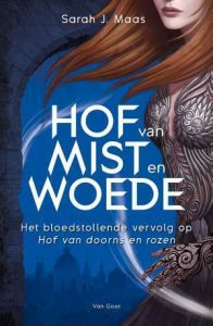 Hof van Mist en Woede door Sarah J. Maas | Een Boek Review