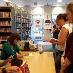Signeersessie met Laure Eve en Kass Morgan