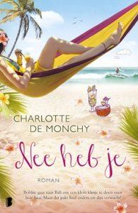 Nee heb je door Charlotte de Monchy | Een Boek Review
