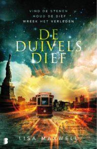 De duivelsdief door Lisa Maxwell | Een Boek Review