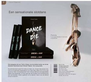 Dance or die door Chinouk Thijssen