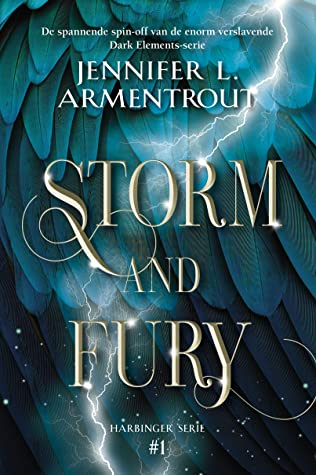 Storm and Fury door Jennifer L. Armentrout | Een Boek Review