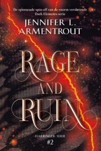Rage and Ruin door Jennifer L. Armentrout   Een Boek Review
